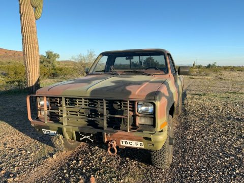 great shape 1986 Chevrolet 4×4 5/4 Ton M1008 CUCV offroad for sale
