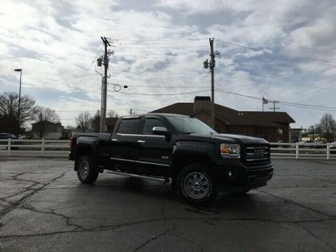 low miles 2015 GMC Sierra 1500 SLE offroad for sale