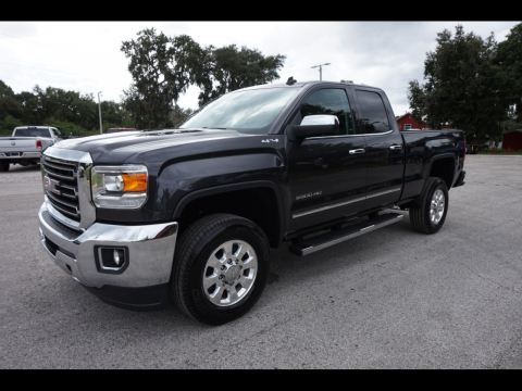 very clean 2015 GMC Sierra 2500 SLT offroad for sale