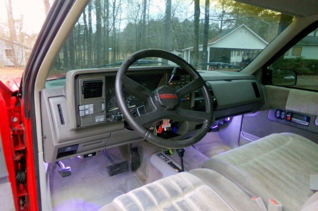 beautiful 1994 Chevrolet Silverado 1500 offroad