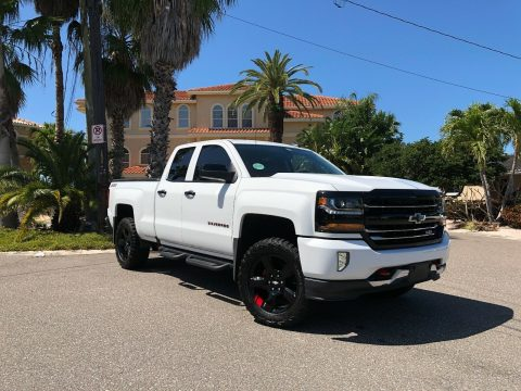 beautiful 2017 Chevrolet Silverado 1500 K1500 LT offroad for sale