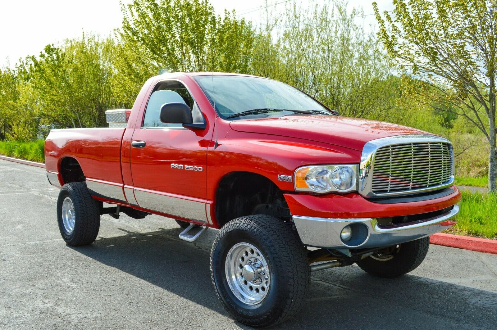 Fully Loaded 2004 Dodge Ram 2500 Offroad For Sale