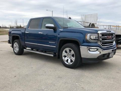 Loaded and low miles 2018 GMC Sierra SLT 1500 offroad for sale
