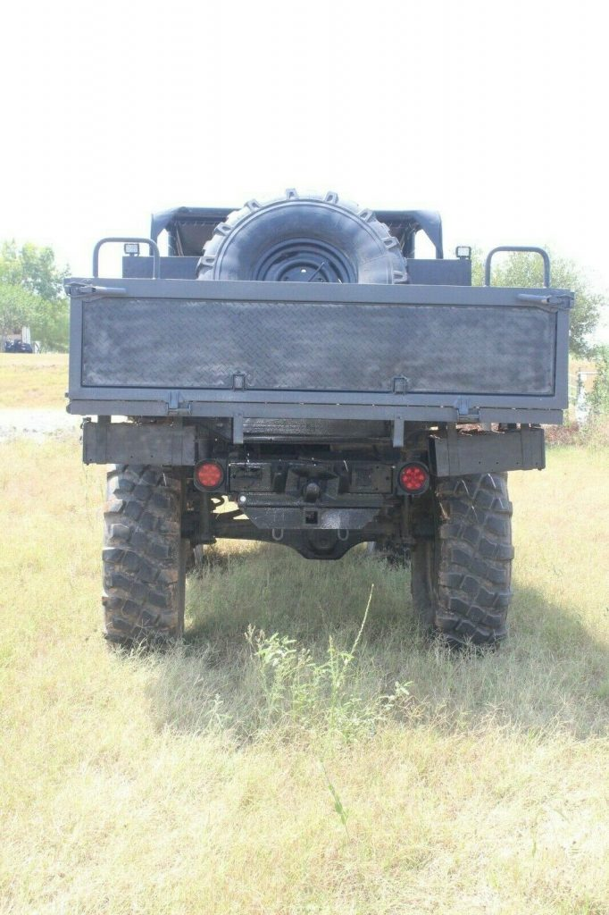new parts 1969 Mercedes Benz Unimog offroad for sale