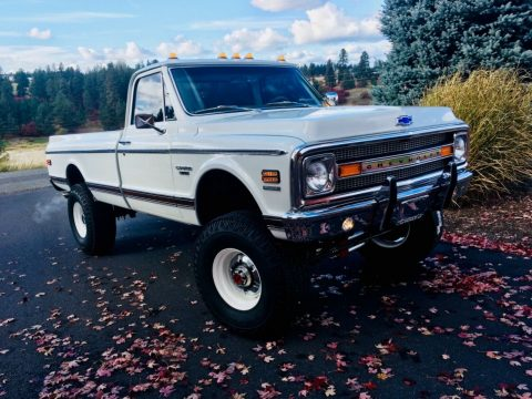 restomod 1969 Chevrolet CST/20 offroad for sale