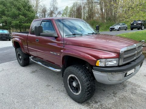solid 1997 Dodge Ram 1500 offroad for sale