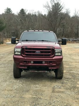 very nice 2004 Ford F 350 Super DUTY offroad for sale