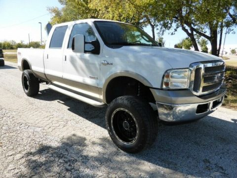 very nice 2006 Ford F 350 Crew Cab 172 King Ranch offroad for sale