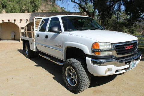 well equipped 2005 GMC Sierra 2500 SLT HD offroad for sale