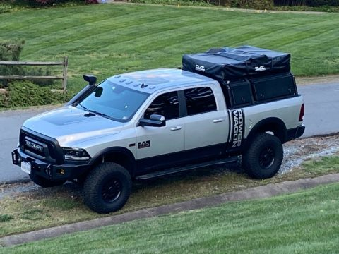 well modified 2018 Ram 2500 offroad for sale