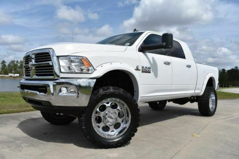 clean 2013 Ram 2500 SLT offroad for sale