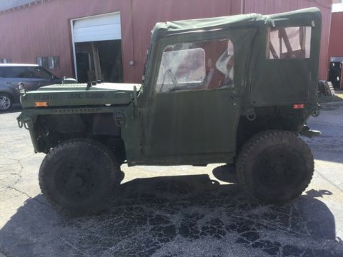 extremely cool 2011 General Dynamics M1163 offroad for sale