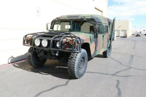 great shape 2009 AM General Hmmwv USMC Hummer offroad for sale