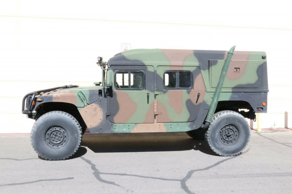 great shape 2009 AM General Hmmwv USMC Hummer offroad