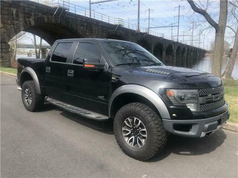 great shape 2013 Ford F 150 SVT Raptor offroad for sale