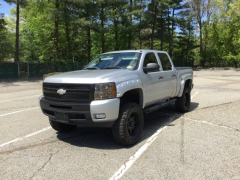 lift kit 2011 Chevrolet Silverado 1500 K1500 LT offroad for sale