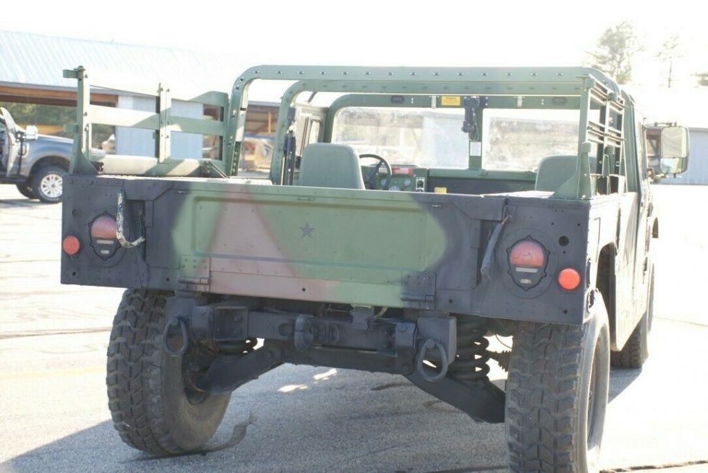 new paint 2005 AM General Humvee M1123 offroad