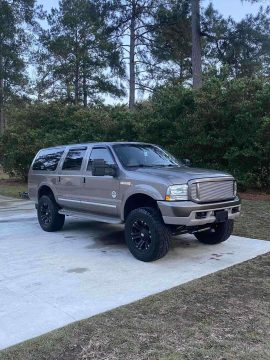 new parts 2004 Ford Excursion LIMITED offroad for sale
