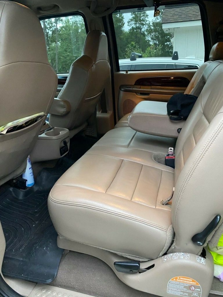 new parts 2004 Ford Excursion LIMITED offroad