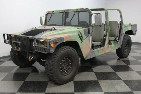 powerful 1992 AM General M998 Hmmwv offroad for sale