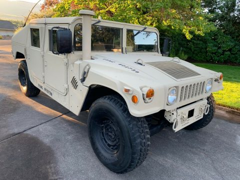 ready to drive enjoy 2001 AM General 1045a2 Hmmwv offroad for sale