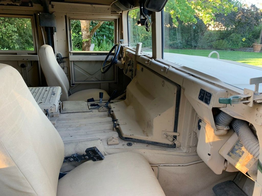 ready to drive enjoy 2001 AM General 1045a2 Hmmwv offroad