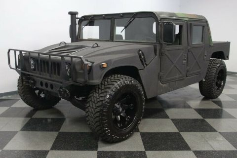 recently serviced 1991 AM General M998 Hmmwv offroad for sale