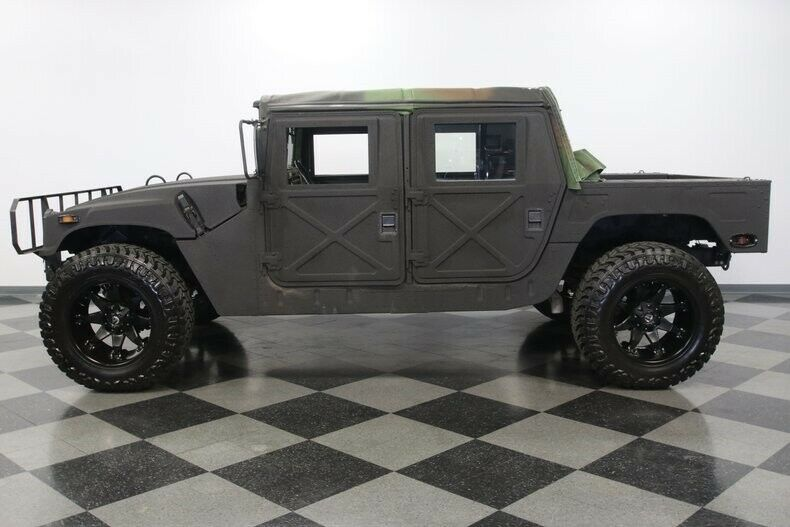 recently serviced 1991 AM General M998 Hmmwv offroad