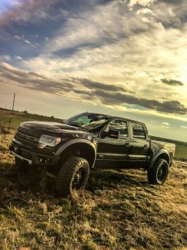 sharp 2013 Ford F 150 SVT RAPTOR offroad for sale