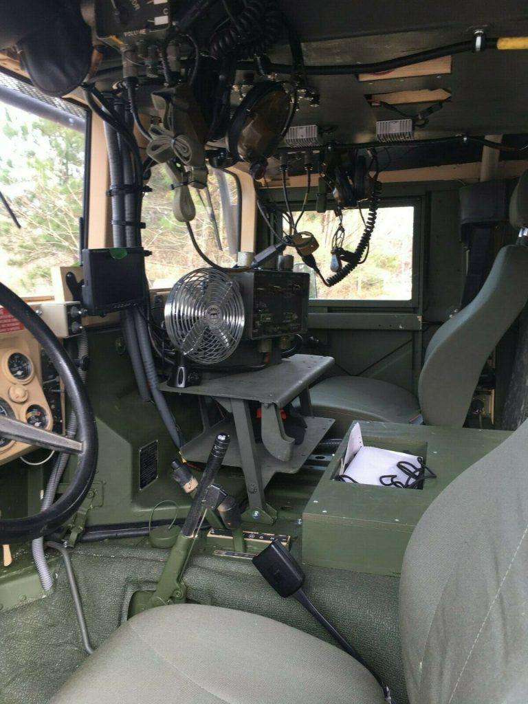 upgraded 2001 AM General M1045 A2 HMMWV offroad