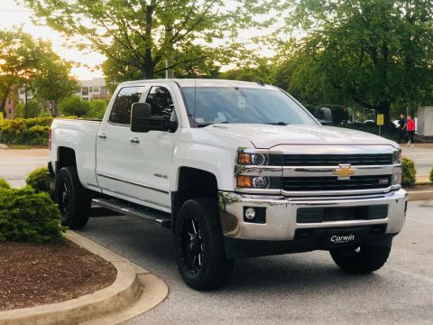 upgraded 2015 Chevrolet Silverado 2500 LTZ offroad for sale
