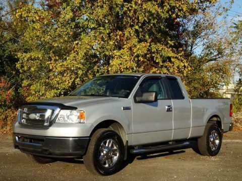 very clean 2007 Ford F 150 XLT offroad for sale