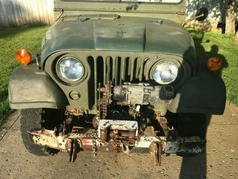 great shape 1953 Willys M38 offroad for sale