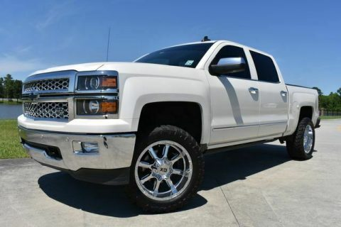 great shape 2015 Chevrolet Silverado 1500 LTZ Z71 offroad for sale