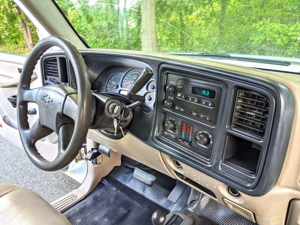 low miles 2006 Chevrolet Silverado 2500 offroad