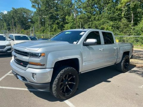 strong hauler 2016 Chevrolet Silverado 1500 LT offroad for sale