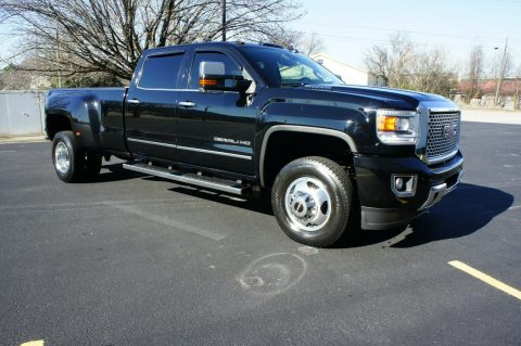 well equipped 2015 GMC Sierra 3500 DENALI offroad for sale