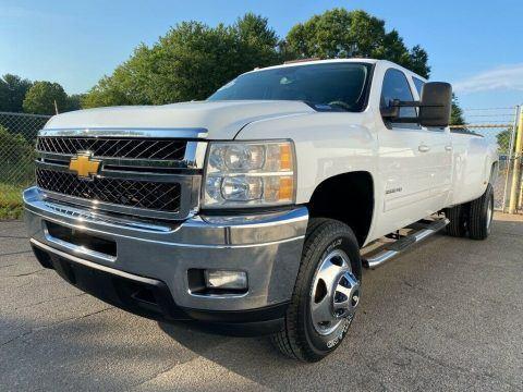 loaded 2014 Chevrolet Silverado 3500 LTZ offroad for sale