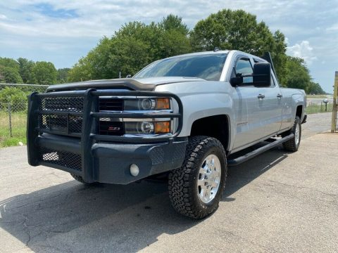 loaded 2015 Chevrolet Silverado 3500 LT offroad for sale