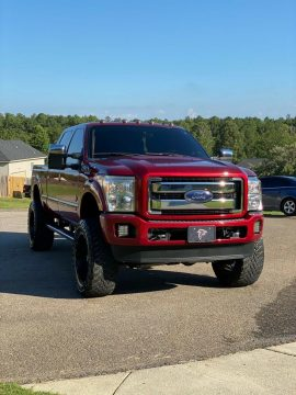 mint 2015 Ford F 250 Super DUTY offroad for sale
