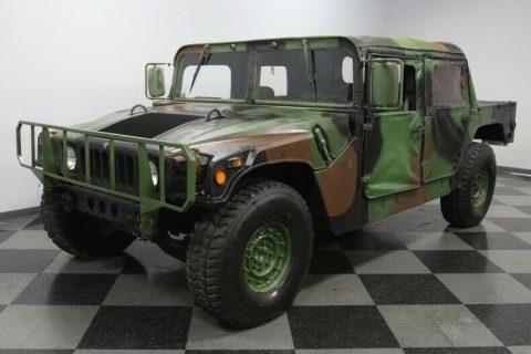superb 1987 AM General M998 Hmmwv HUMVEE military offroad for sale